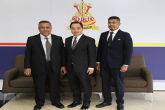 Laporan Lawatan DUN Terengganu 2018